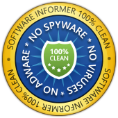 Software Informer - No Adware - No Spyware - No Viruses award
