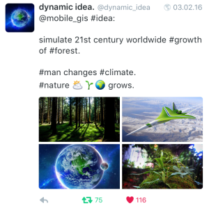 dynamic_idea - simulate 21st ct growth of forest - small