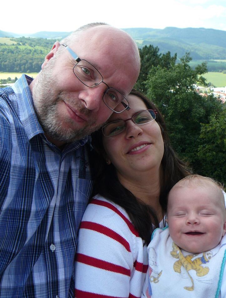 Martin Bernhardt - family