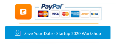 Eventbrite - Save Your Date for a Startup 2020 Workshop