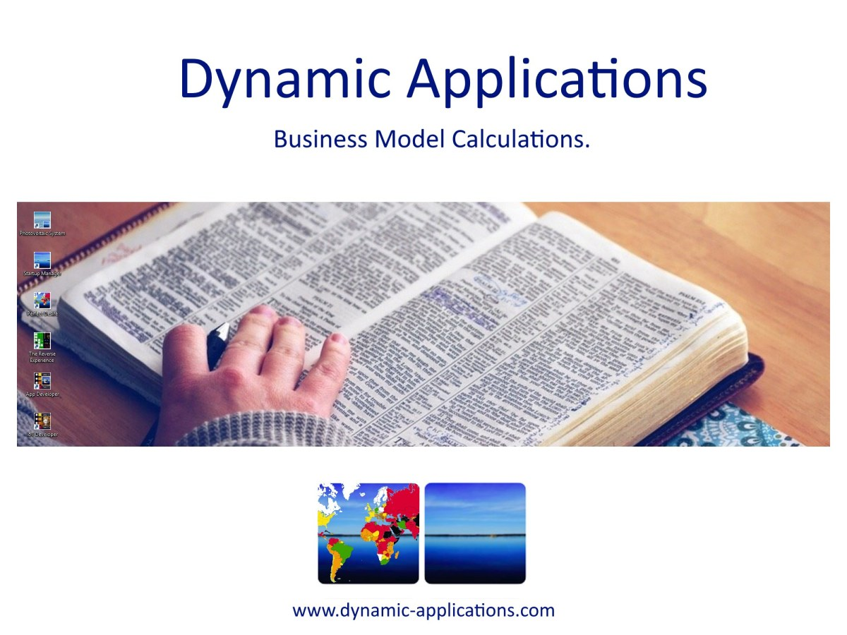Dynamic Applications Business License.