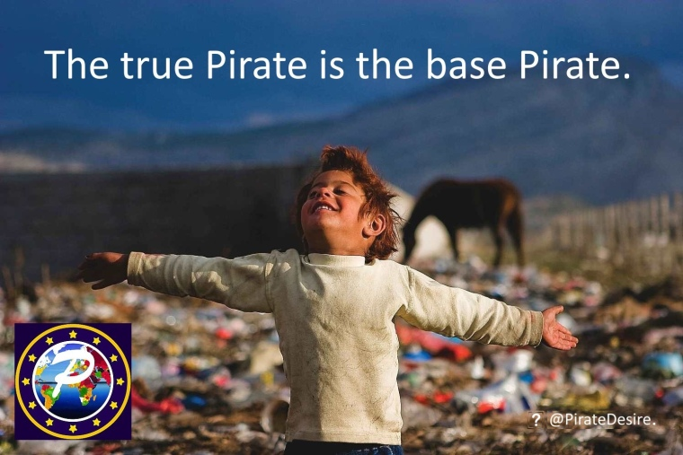 The true Pirate is the base Pirate.