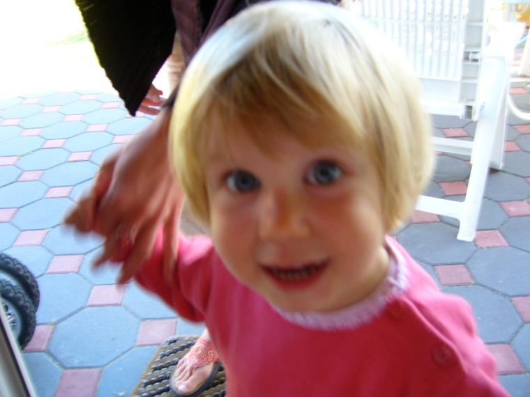Maren Pruessner (*17.06.2004), daughter of Gert and Christer Pruessner, geb Grote.