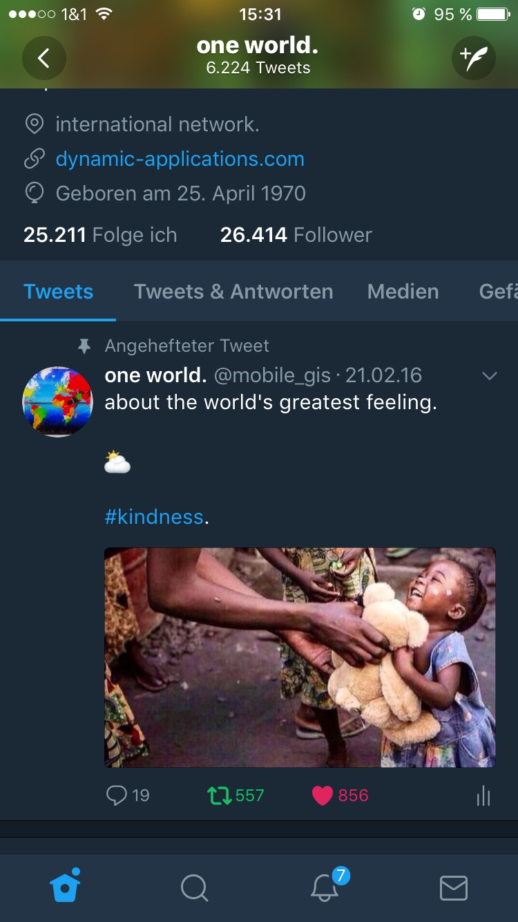 about the worlds greatest feeling - kindness