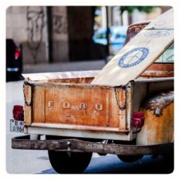 Truck Driver 256x256 Logo